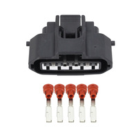 5 pinos conector automotivo conector do carro plugue de ignição 5 pinos medidor de fluxo de ar connecto plug DJ7051A-2.2-21