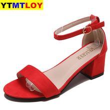 Gladiator Ankle Strap Open Women Sandals Summer Sho