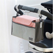 Многофункциональная сумка для детской коляски для мам пеленки подгузник коляска Висячие мешки водонепроницаемые Оксфорд тканевые сиденья аксессуары для детской коляски