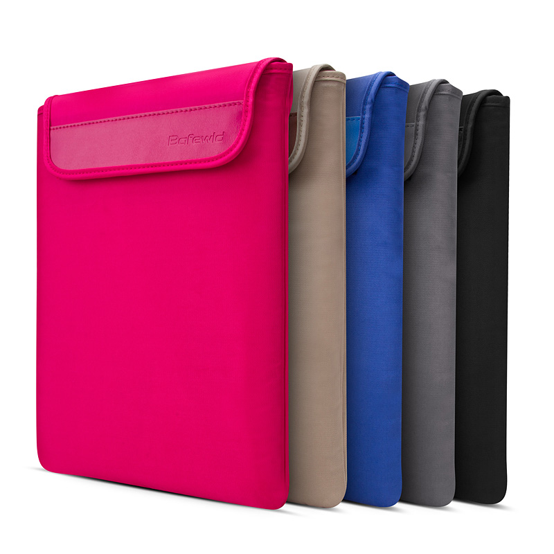 Bafewld 11.6 /12.5/13.3/14/15.6/<font><b>17.3</b></font> inch Notebook Computer <font><b>Laptop</b></font> Sleeve <font><b>Bag</b></font> for Men Women Ultrabook Cover Case 11 12 13 15 17 image