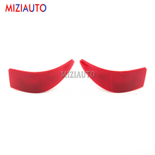 Rear Bumper Reflector light For Lexus IS250 IS300 IS350 GSE20 2006-2013 Tail Stop Brake lamp Without Bulb False Light Decorative fit 06 13 lexus is250 is350 4dr in s style poly urethane rear bumper lip