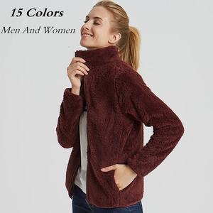 Autumn Winter Fleece Jacket Me
