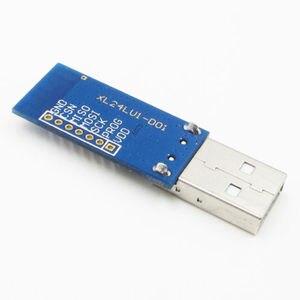 Image 4 - nRF24LU1 2.4GHz 1mW USB Wireless Data Transceiver Module  94dBm 100m