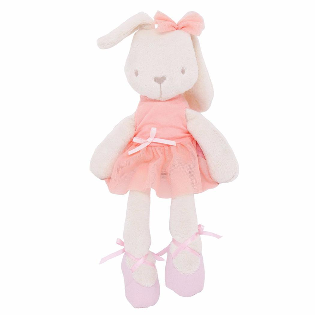 45cm Big Soft Plush Rabbit Doll Children Sleeping Stuffed Toys