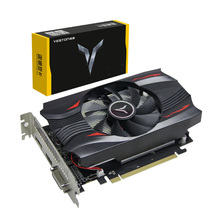 Yeston RX560D-4G D5 Gaming Grafische Kaart 4Gb/GDDR5/128Bit 6000Mhz Polaris 11 Gaming Video Grafische Kaart voor Desktop Computer Pc