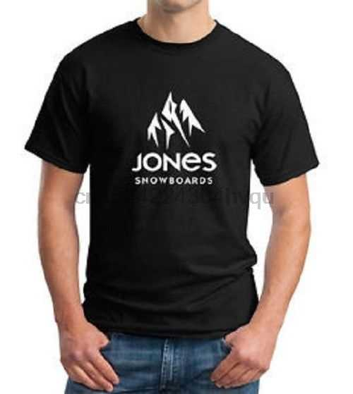 Jones Snowboards Tshirt