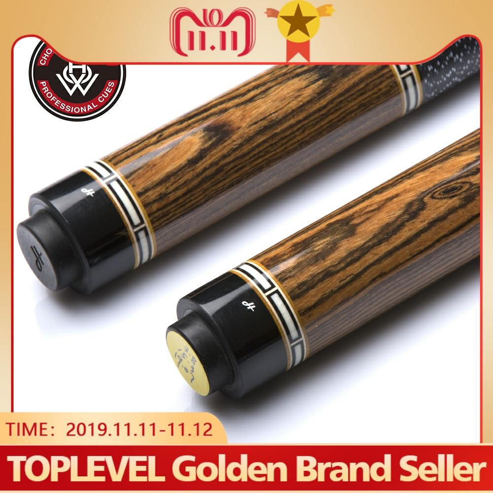 HOW Offical Store Original Pool Cue FH-12B 100% Handmade Professional Black8 Billiard Stick Genuine 13 mm Tip