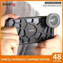 Smallrig карманная мобильная клетка для iphone x/xs защитная