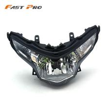 Faro delantero para motocicleta, ensamblaje de faro delantero para HONDA CBR250R CBR 250 R 2008 2009 2010 2011 2012 2012
