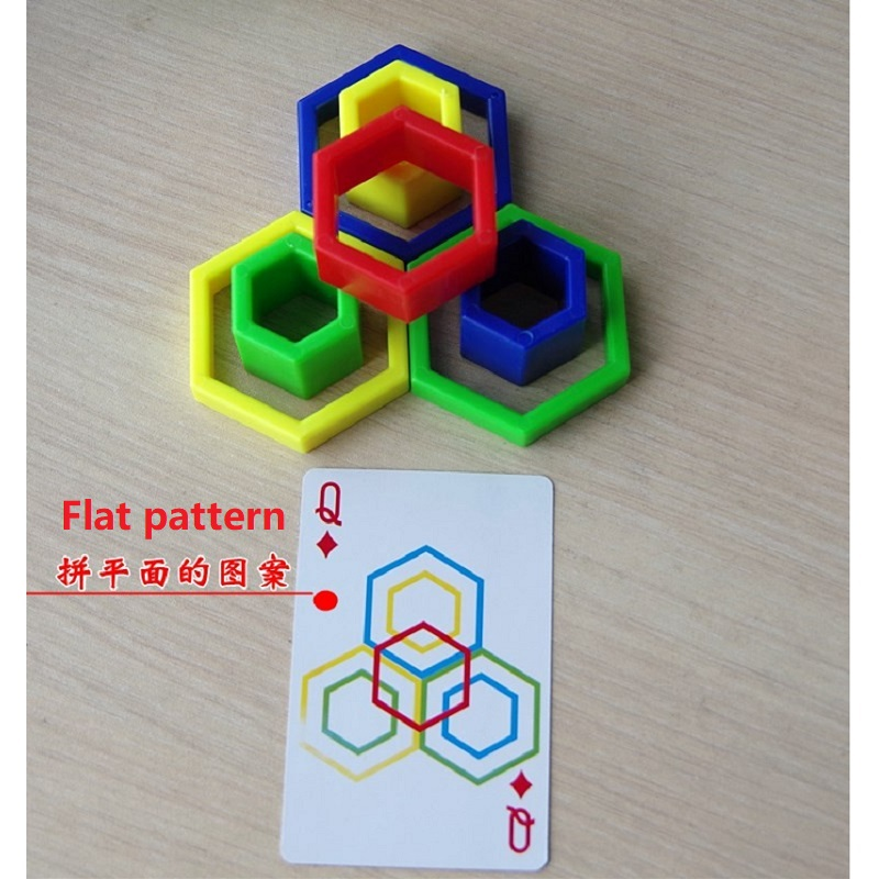 Geometric Reasoning Space Solving Game 10