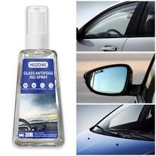 1PCS Anti-nebel Mittel Wasserdicht Regensicher Anit-nebel Spray Auto Fenster Glas Bad Glas Goggle Reiniger Auto reinigung Zubehör