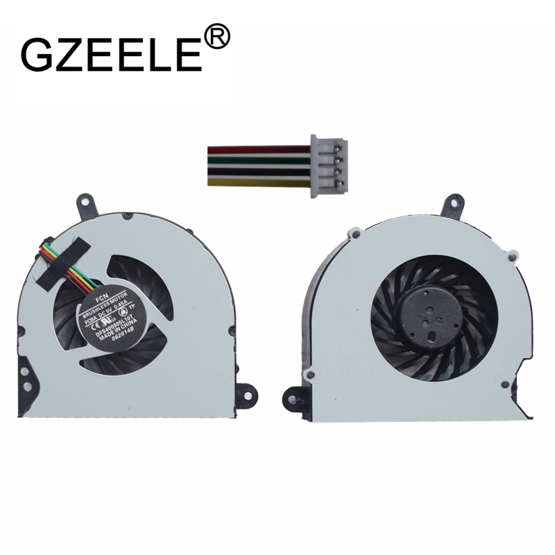 New Laptop Cpu Cooling Fan For Hp For ProBook 6560B 6565B 8560 8560B 8560P 6570B Notebook Computer Processor Cooler