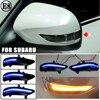 LED Dynamic Blinker Side Mirror Turn Signal Light Lamp Hot Sale For Subaru Forester Outback Legacy Tribeca Impreza Wrx Sti Sedan