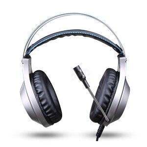 Image 2 - NUBWO N2 PS4 אוזניות בס קסדה משחקי אוזניות אוזניות עם מיקרופון מיקרופון למחשב גיימר/Nintendo מתג/חדש xbox אחד/טלפון