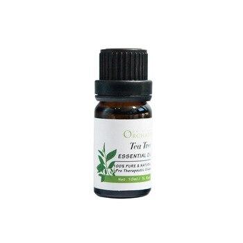 Árbol de té solo aceite esencial 10ml de aceite de Control acné...