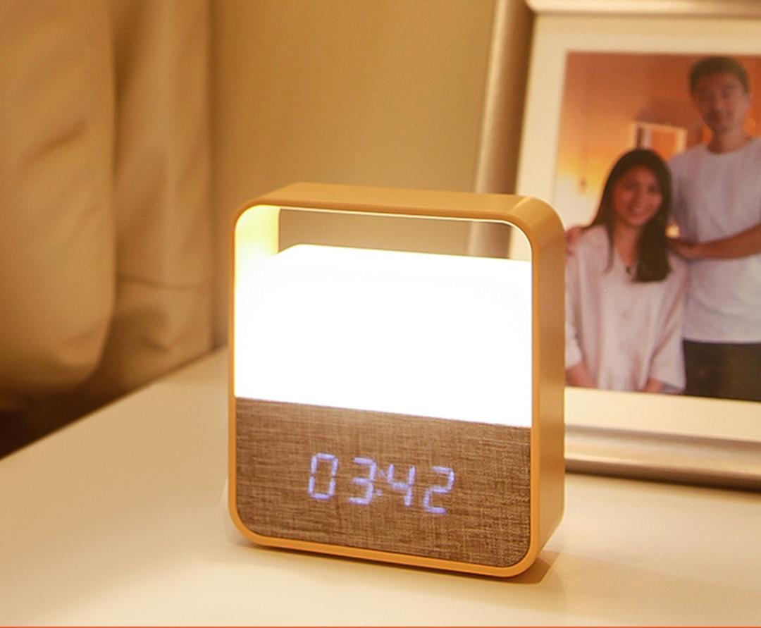 Xiaomi Midea Clock Night Light 5