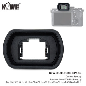 Image 4 - Camera Eyecup Viewfinder Eyepiece for Sony a7 a7 II a7 III a7R a7R II a7R III a7R IV a7S II a58 a99 II a9 II Replaces FDA EP18