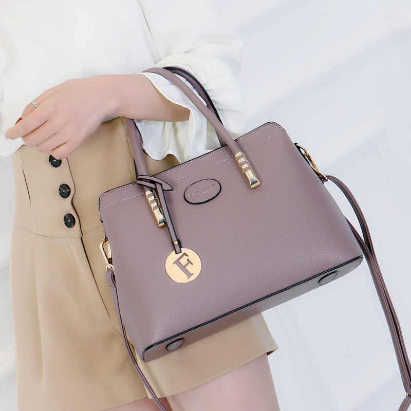 2019 nouveau sac de mode femmes en cuir véritable sacs à main de luxe femmes sacs Designer femme sac à bandoulière sac à main Bolso Mujer