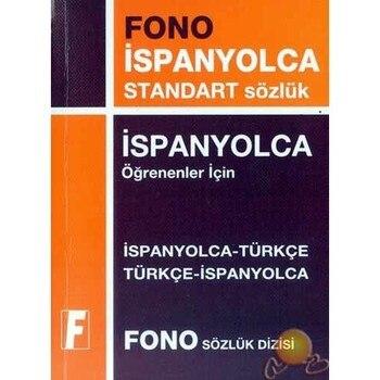 spanish Spanish Standard Dictionary , Turkish-Spanish , Spanish-Turkish dictionary