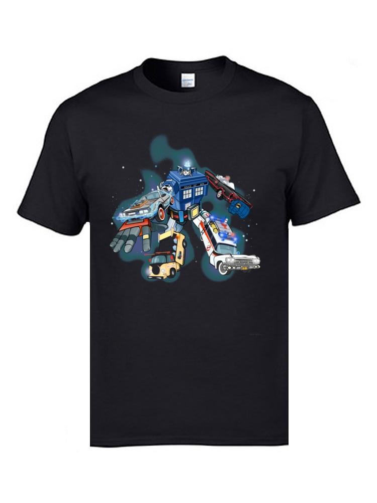 Doutor que gigante gundam t camisa carro robô máquina defender do nerdverse legal camisetas masculinas anime japonês engraçado t camisas