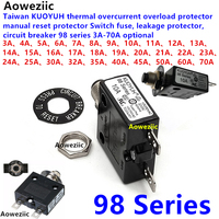 Circuit Breaker Overload Protector Switch Fuse 3A 4A 5A 6A 8A 10A 15A 20AA;FY