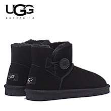 Uggs Australia Boots Women 3352 Ugg Bling Snow For Fur Warm Shoes Ugged