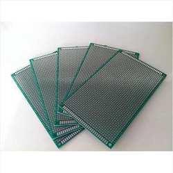 Двухсторонняя печатная плата с припоем покрытие зеленое масло стекловолокно универсальная доска 9X15 см толщина 16 тысяч neng ban эксперимент Бо