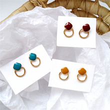 Collection more than simple earrings fashion unique combination of retro metal  women wholesale