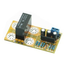 DC Protection UPC1237 Dual channel Speaker Protection Assembled Board Boot Delay