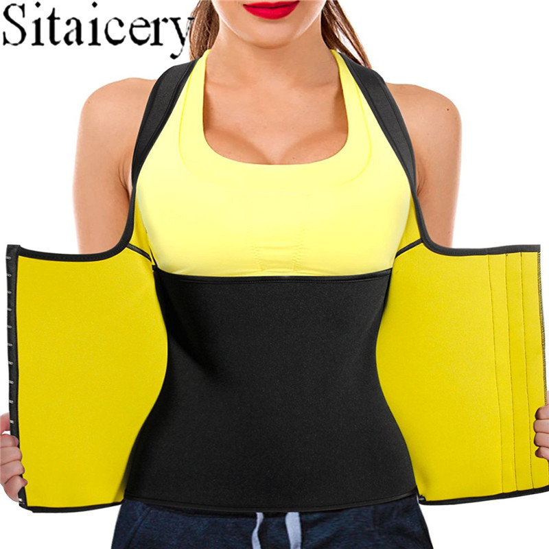 Waist Trainer Neoprene Body Shaper Reducing And Shaping Girdles For Women Slimming Sheath Shapewear Workout Trimmer Belts Corset