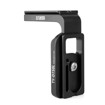 TY-D750L Sirui Camera Accessories Quick Release Plate Professional For D750 QR Plate Aluminum Quick Release Clamp Universal