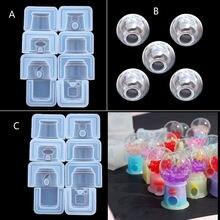 4 стиля ручной работы Классические Стеклянные шарики для скручивания