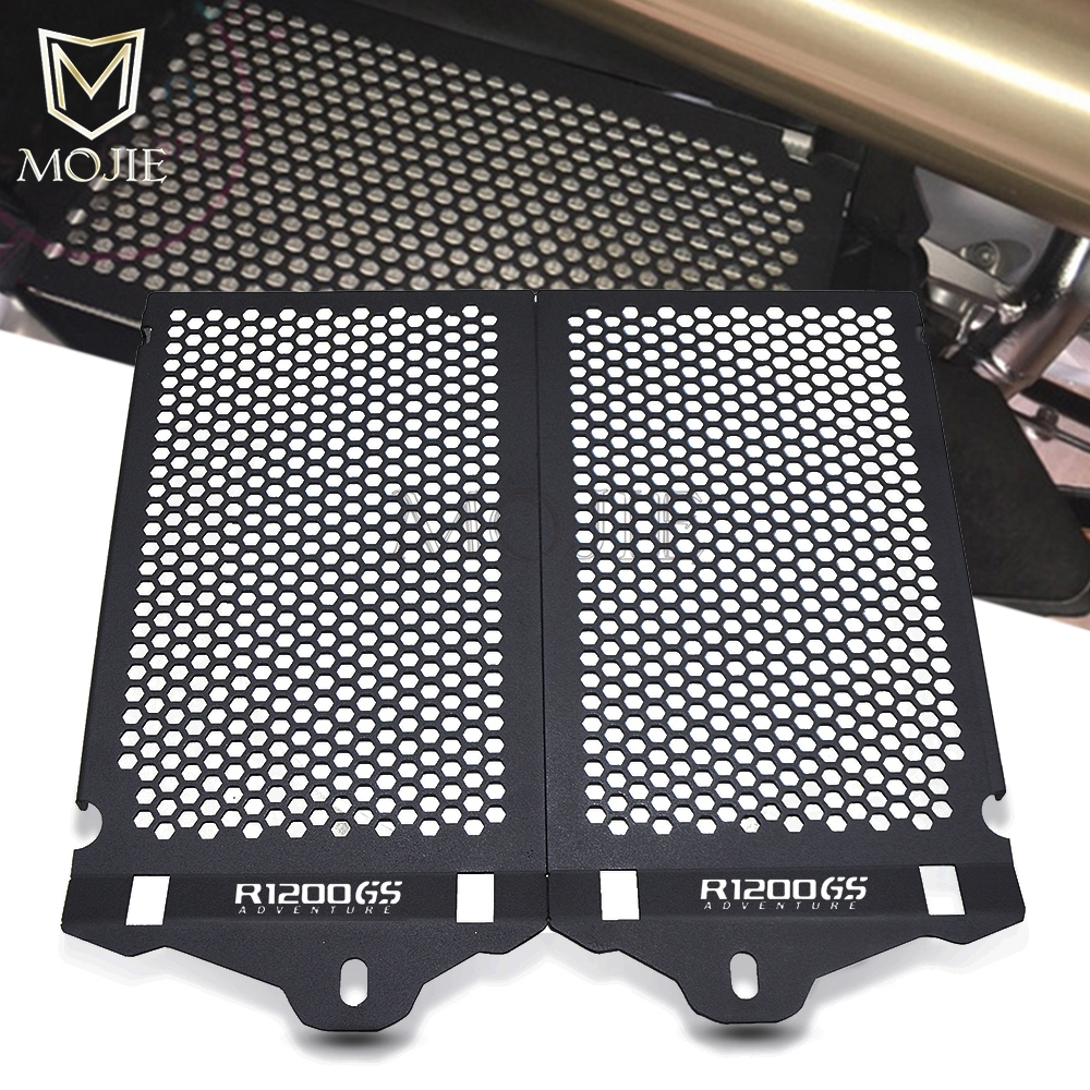 Motorcycle <font><b>R1200GS</b></font> Adventure Radiator Guard Protector Grille Grill Cover For <font><b>BMW</b></font> <font><b>R1200GS</b></font> R 1200 GS R1200 GS LC / Adventure image