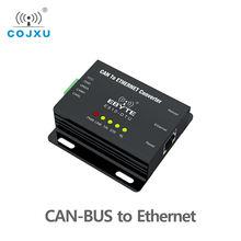 CAN Bus Ethernet Transparent Transmission Modbus Protocal Serial Port Wireless Transceiver Modem E810-DTU(CAN-ETH)