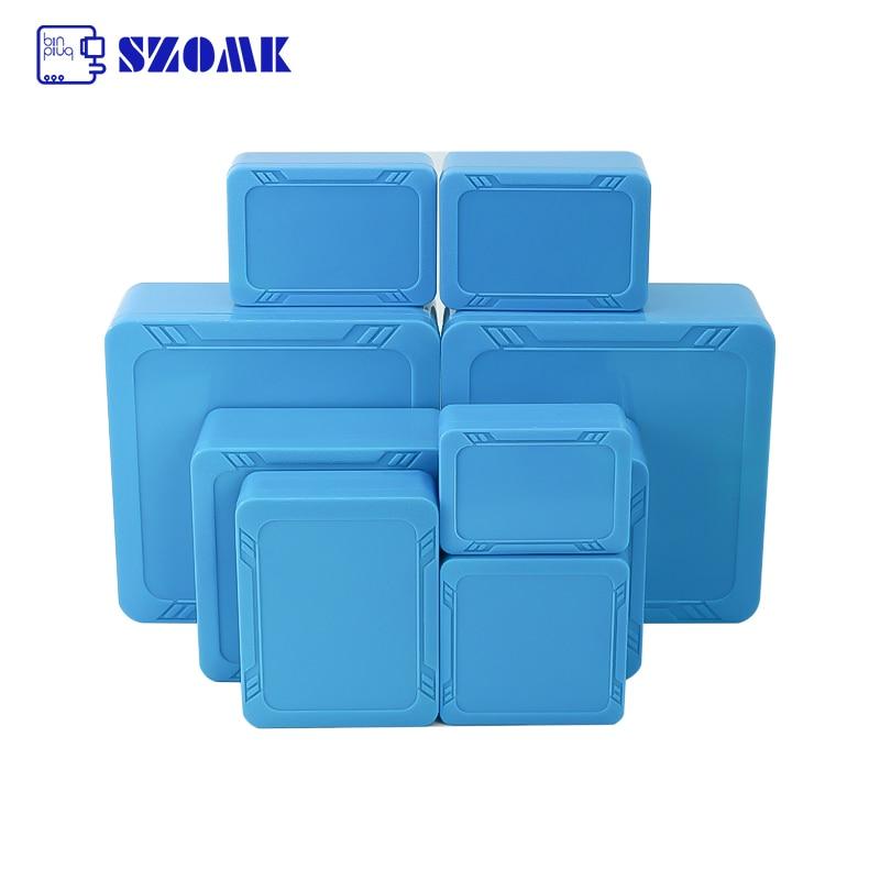 ABS Водонепроницаемый Соединительная коробка SZOMK электронный чехол IP65 корпус для электороники водонепроницаемый чехо сделай сам электроникa|Соединительные коробки для проводов|   | АлиЭкспресс