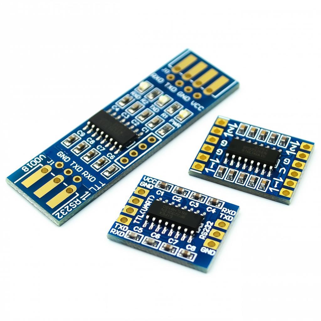 Rs232 sp3232 ttl ao módulo rs232 rs232 à linha de escova ttl módulo de porta serial