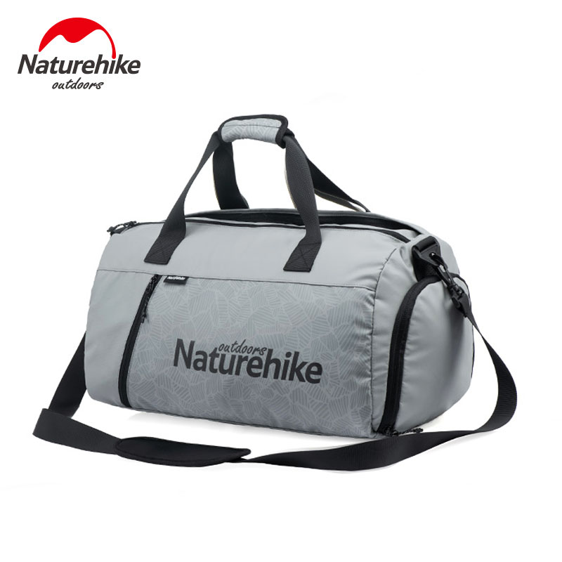 Naturehike Waterproof Fitness Training Backpacks Gym Sports Bag Multifunctional Travel/Luggage Bolsa Shoulder Handbag Racket Bag