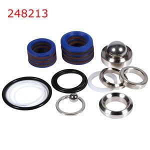 Image 3 - Juego de reparación de accesorios para bomba de pulverización sin aire Aftermarket, anillo de sellado para Graco 390 695 795 1095 3900 5900