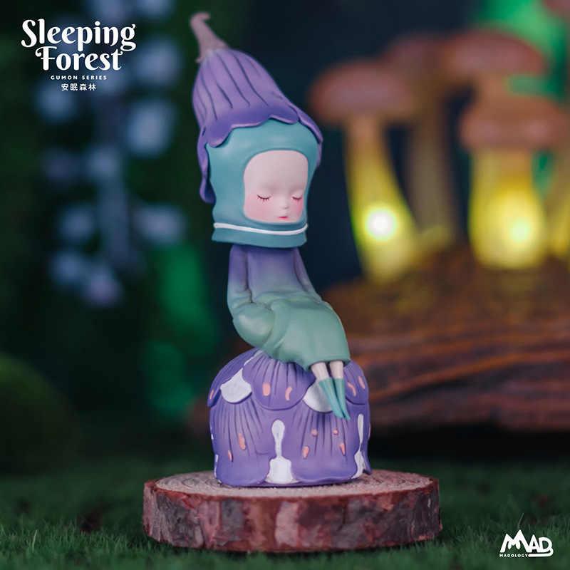Slapen Bos Serie Speelgoed Action Figure Blind Box Verjaardagscadeau Jongen Meisje Speelgoed
