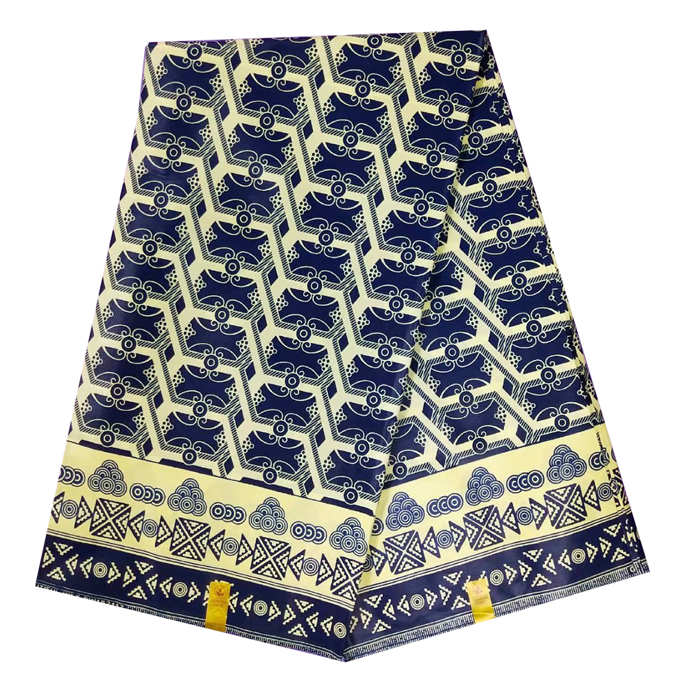Super JAVA Wax Materials For Men's Cloth, African Wax Print Fabric For Dress Party Ghana Tissu Pagne Wax Fabrics Real Cotton