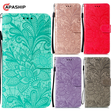 Vintage Flower Wallet Case For Samsung Galaxy A10S A20S A20E A01 A11 A21 A31 A51 A71 A81 A30 A50 A70 PU Leather Flip Cover Cases