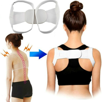 1 PC New Spine Posture Corrector Protection Back Shoulder Posture Correction Band Humpback Back Pain Relief Corrector Brace