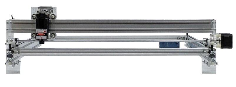 2 axis laser machine Desktop DIY big Laser Engraving Machine Picture CNC Printer - 3