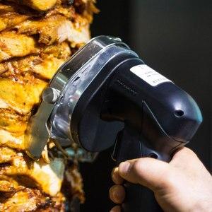 Image 4 - Gyro Mes Draadloze Shoarma Snijmachine Gyro Cutter Doner Kebab Mes