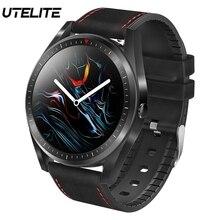 UTELITE F23 Smart Watch Men Heart Rate Blood Pressure Tracke