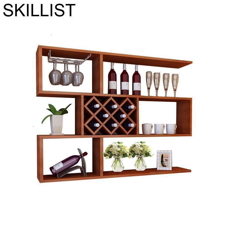 Mobili Per La Casa Dolabi Storage Salon Rack Kast Mesa Meble Cristaleira Meja Shelf Bar Commercial Furniture Wine Cabinet
