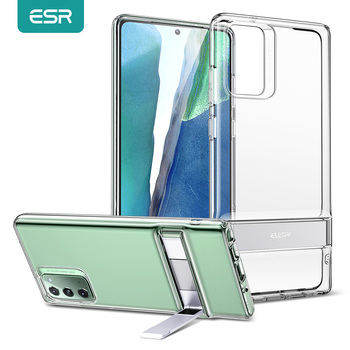 ESR for Note 20 Ultra Case Metal Stand Kickstand for Samsung Galaxy Note 20 Ultra 10 5G Shockproof TPU Cover S20 Plus S20 Ultra