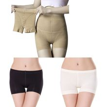 Slip-Shorts Under-Dress Shapewear Safety-Pants Butt-Lift Stretch Seamless Sexy Mini High-Waist