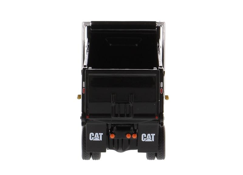 DM 85514 1: 87 Cat CT681 самосвал игрушка