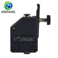 Bowden-extrusora directa de Doble accionamiento, filamentos PLA de 1,75mm, alimentación para CR10 BMG clonado, Kit de piezas de impresoras 3D